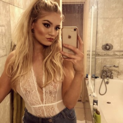 Francesca is looking for singles for a date