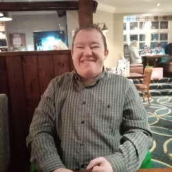Martyn is looking for singles for a date