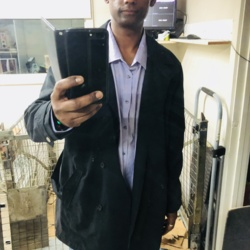 Anand is looking for singles for a date